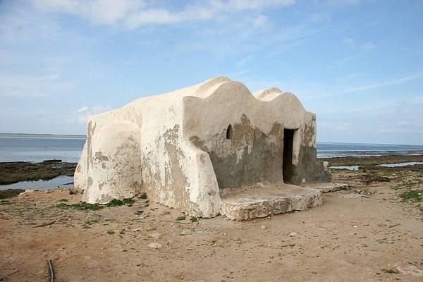 Ben's hermitage