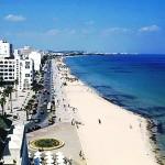boujaafar beach sousse