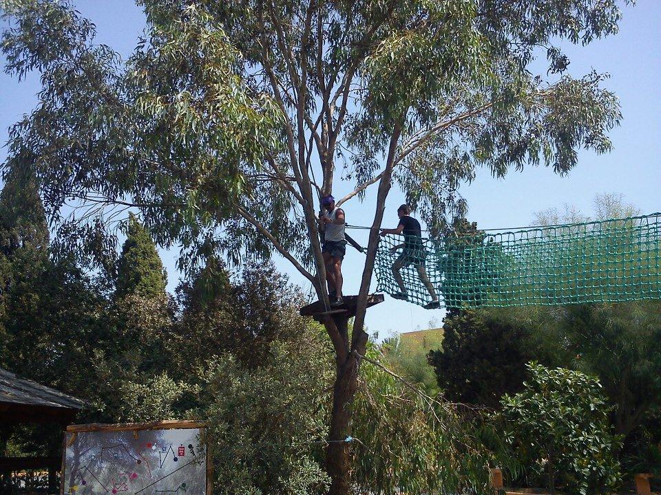 climbing park sousse