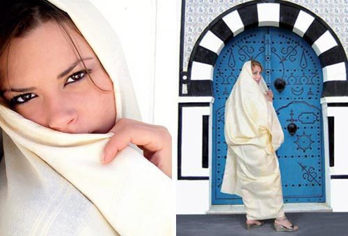 Safsari tunisia clothes