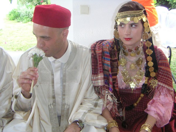 Traditional Wedding Clothes tunisia