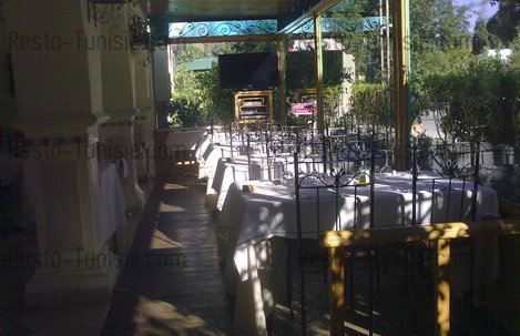 Da Franco restaurant hammamet