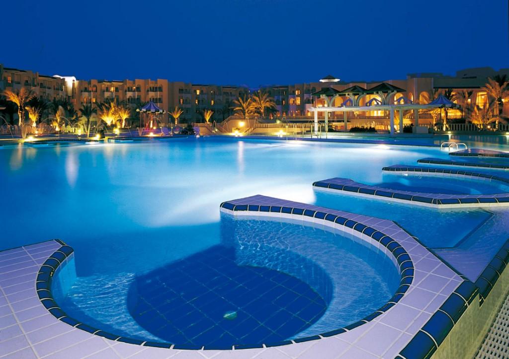 Top 10 hotels in hammamet for Salon 5 etoiles tunisie