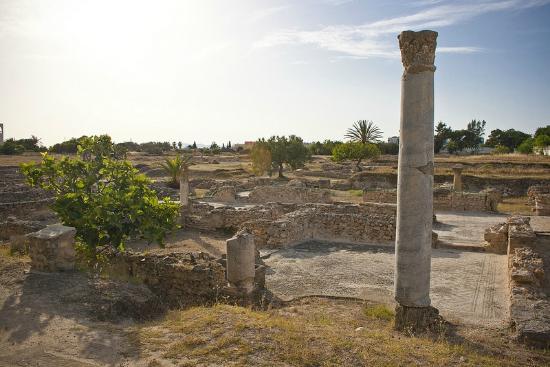 Pupput Roman Site hammamet