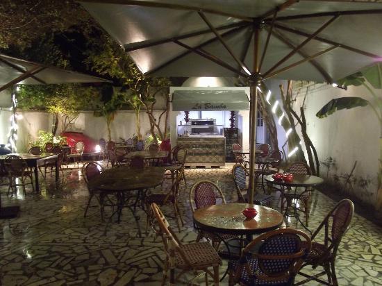 restaurant hammamet