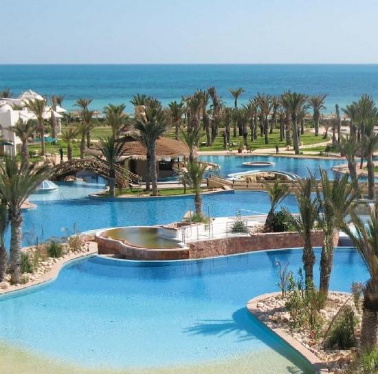 Hasdrubal Prestige Djerba pool