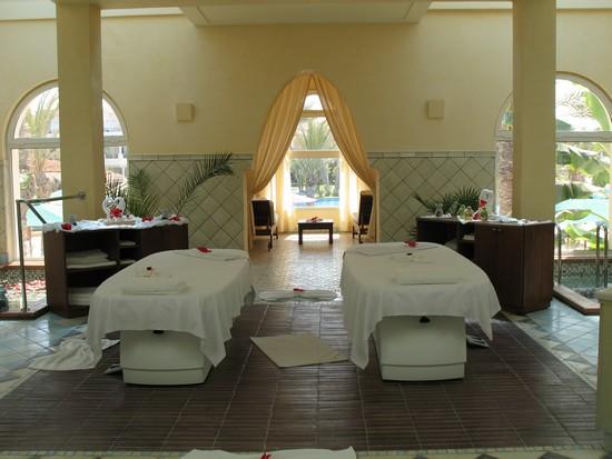 Hasdrubal Thalassa & Spa spa