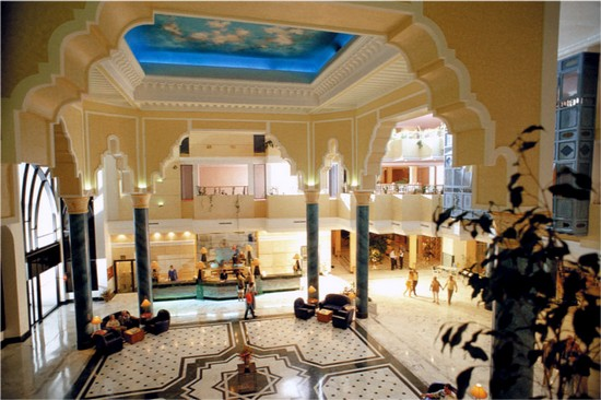 Hotel Riu Palace Royal Garden hall