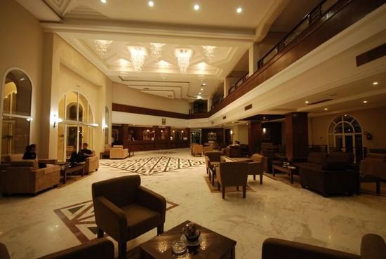 Hotel Telemaque Beach & Spa hall