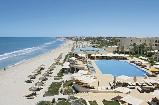 Radisson Blu Ulysse Resort & Thalasso Djerba pool beach