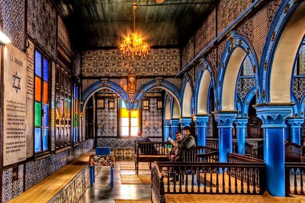 El Ghriba synagogue djerba tunisia