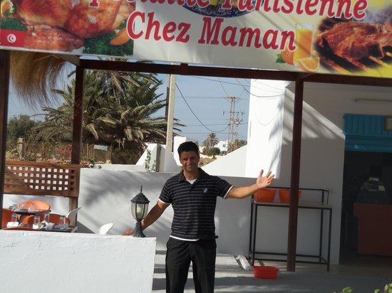 Chez Maman djerba restaurant