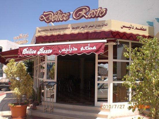 Delice Resto djerba restaurant