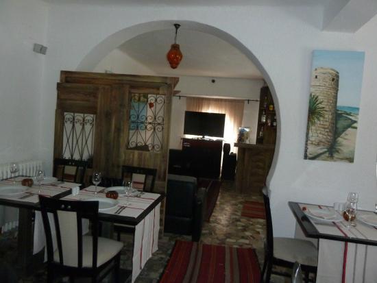Restaurant Le Fort djerba restaurant