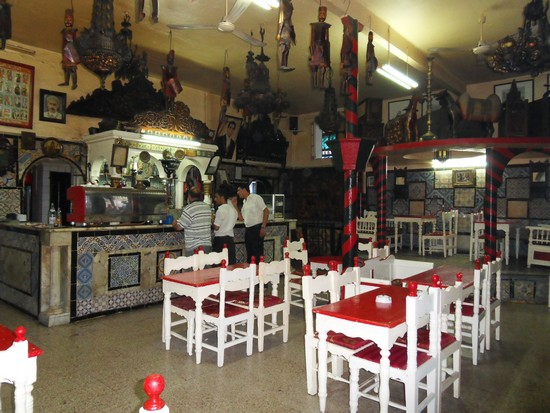 andalous tabarka restaurant tunisia