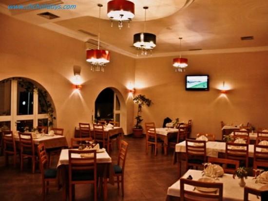 Khemir restaurant tabarka tunisia