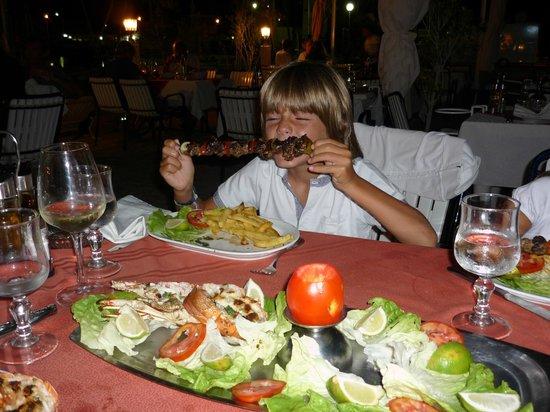 Touta restaurant tabarka tunisia