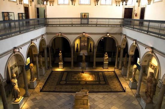 museums tunisia